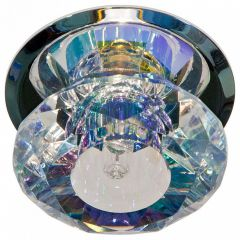 Точечный светильник Feron 17270 JD83S-MC G4 многоцветный, хром