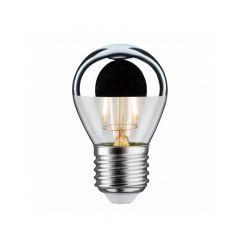 Paulmann Лампа светодиодная Е27 4,5W 2700K шар зеркальный 28483
