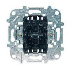 Выключатель 2-клавишный ABB Sky 2CLA811100A1001