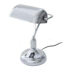 Настольная лампа Lumina Deco Banker LDT 305 CHR