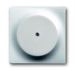 Лицевая панель ABB Impuls заглушка серебристо-алюминиевый 2CKA001753A0035