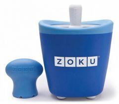 Zoku Форма для мороженного (60 мл) Quick Pop Maker ZK110-BL
