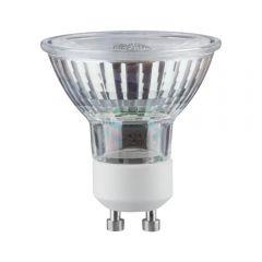 Paulmann Лампа светодиодная GU10 3,2W 2700K полусфера прозрачная 28409