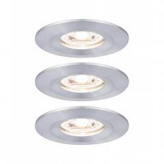 Встраиваемый светодиодный светильник Paulmann Nova mini 94305