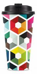 Remember Термокружка (450 мл) Hexagon CO01