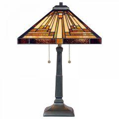 Настольная лампа декоративная Quoizel Stephen QZ/STEPHEN/TL