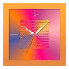 Настенные часы (29х29 см) Nicole Time