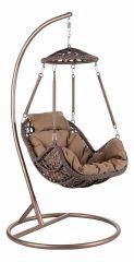 Afina Кресло подвесное AFM-640B Brown
