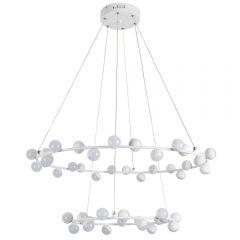 Подвесная светодиодная люстра Arte Lamp Dexter A3619SP-48WH