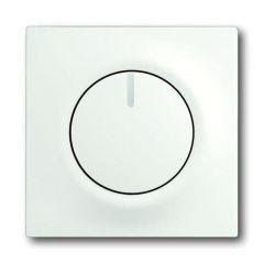 Лицевая панель ABB Impuls диммера поворотного белый бархат 2CKA006599A2970