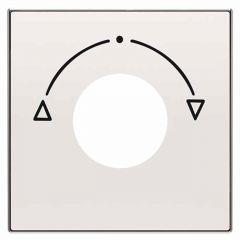 Лицевая панель ABB Sky выключателя с ключом на 3 положения альпийский белый 2CLA855310A1101