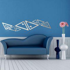Декор настенный Ваша Светлость КАТЕТ-3 хром 1-01601CR Комплект наклеек