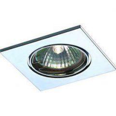 Точечный светильник LFlash 503 CH литье поворотн. хром G5.3 MR16