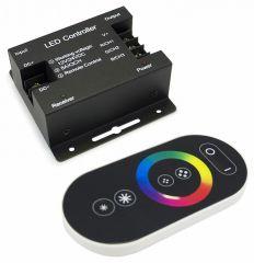 Контроллер-регулятор цвета RGB с пультом ДУ Apeyron Electrics C4-03