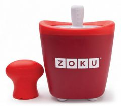 Zoku Форма для мороженного (60 мл) Quick Pop Maker ZK110-RD
