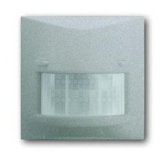 Датчик движения Busch-Wachter 180 UP Сенсор Комфорт II ABB Impuls с селективной линзой серебристо-алюминиевый 2CKA006800A2340