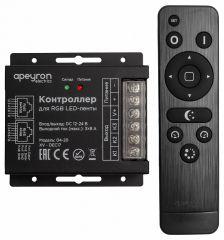 Контроллер-регулятор цвета RGB с пультом ДУ Apeyron Electrics 04-20