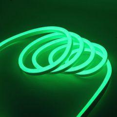 Гибкий неон SWG 6W/m 120LED/m 2835SMD зеленый 50M 007393