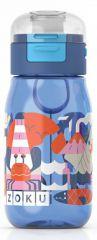 Бутылка для напитков (475 мл) Zoku ZK202-BL