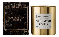 Ambientair Свеча ароматическая (9.2 см) Mise En Scene Manhattan lights VV050AQMS
