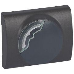 Лицевая панель Legrand Galea Life электронного термостата темная бронза 771253
