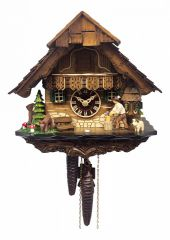 Настенные часы (24x15x25 см) SARS 04531-90