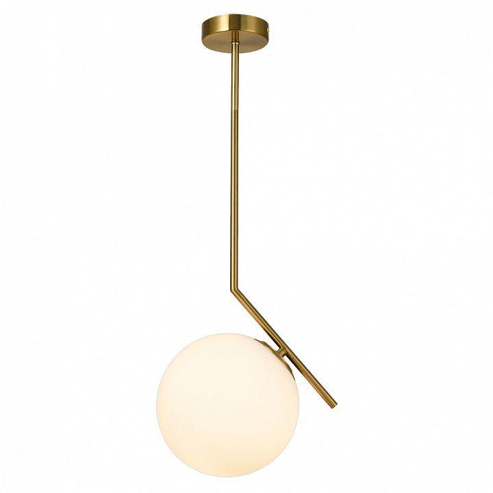 Подвесной светильник Natali Kovaltseva Renzo RENZO 81423/1P GOLD SATIN