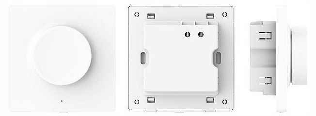 Yeelight Диммер роторный Bluetooth Wall Switch YLKG07YL
