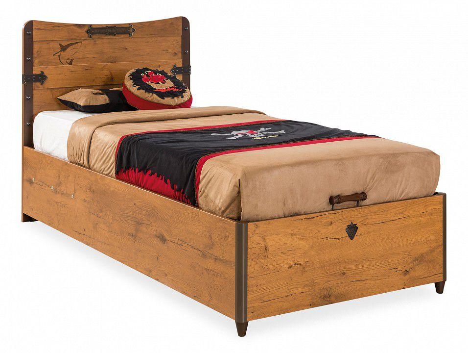 Cilek Кровать Black Pirate 20.13.1705.02