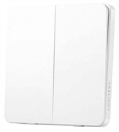 Yeelight Выключатель двухклавишный Smart Flex Switch YLKG13YL